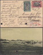 "1918 - Carte Vue Allemande En Recommandé ""Nyassa See"" ( Lac Malawi) Sud De OstAfrika - RARE (DD) DC0120 - Congo Belge - Autres"