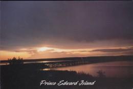 Prince Edward Island, Old Grand River Bridge (PC440) - Prince Edward Island