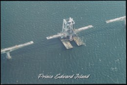 Prince Edward Island, Confederation Bridge 'Another In Place' (PC442) - Prince Edward Island