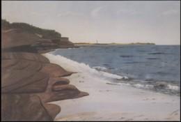 Prince Edward Island, Malpeque Beach (PC448) - Prince Edward Island