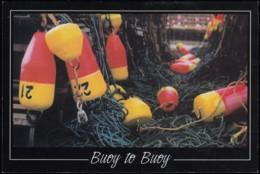 Prince Ewdward Island, The Buoys, The Traps The Lobster (PC469) - Prince Edward Island