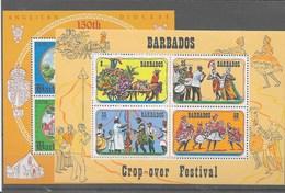 2 Hojas Bloque De Barbados Nº Yvert HB-6/7 ** - Barbados (1966-...)
