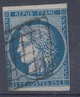 N°4 NUANCE ET OBLITERATION. - 1849-1850 Cérès