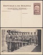 "Bolivie - Entier Postal Illustré Neuf-. Vue:  Tarija  -Vista Parcial De La Ciudad ""  Ref. (G23673) DC-MV-183 - Bolivia"