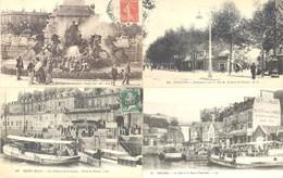 Lot De 500 CPA De France (Bon état Général) - Cartes Postales