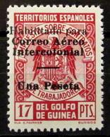 Guinea 259Lhza ** - Guinea Española