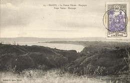 French Polynesia, TAHITI, Haapape, Point Venus (1917) Postcard - Tahiti