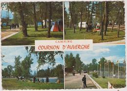 63  Cournon D'auvergne Camping - Frankrijk