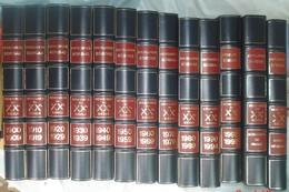 Encyclopédie BORDAS.MEMOIRES DU XXeme SIECLE.13 VOLUMES - Lots De Plusieurs Livres