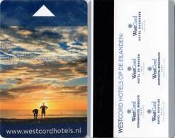 Westcord Hotels-057  Key Card, Hotelkarte, Clef De Hotel  Netherlands - Hotel Keycards