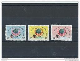 KOWEIT 1989 - YT N° 1148U/1148W NEUF SANS CHARNIERE ** (MNH) GOMME D'ORIGINE LUXE - Koweït