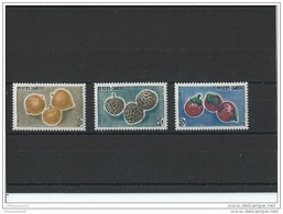 CAMBODGE 1962 - YT N° 122/124 NEUF SANS CHARNIERE ** (MNH) GOMME D'ORIGINE LUXE - Cambodge