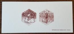 GRAVURE - YT N°3582, 3583 - Cyclisme / Tour De France / Sport - 2003 - Documents Of Postal Services