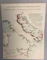 WARSHIP KRIEGSCHIFFE VIRIBUS UNITIS CAMPI MINATI E DIFESE COSTIERE  LA REGIA ITALIANA NELLA GUERRA MONDIALE 1915-1918. - Guerra