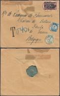 1926 - Lettre De L'est Africain De Usumbura Vers La Belgique Et Taxée (DD) DC0127 - Belgian Congo
