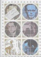 Guinea Ecuatorial 2005; 2x A4 S/s Chess Ajedrez  NO O/p - Equatorial Guinea