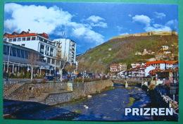 City Of PRIZREN Roman Castle, River Bistrica, Kosovo (Serbia). New Postcards - Kosovo