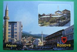 City Of PRIZREN, Mosque, Hammam Kosovo (Serbia). New Postcards - Kosovo
