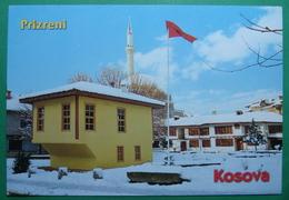 City Of PRIZREN, Mosque, Snow, Winter, Kosovo (Serbia). New Postcards - Kosovo