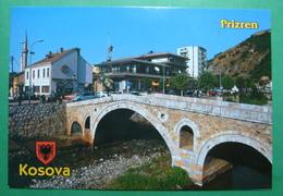 City Of PRIZREN, Roman Bridge, Kosovo (Serbia). New Postcards - Kosovo