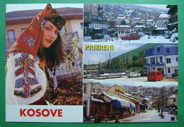 City Of PRIZREN, Multiview, Kosovo (Serbia). New Postcards - Kosovo