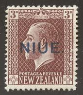 Niue SG# 27* - Niue