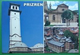 City Of PRIZREN, Multiview, Churches, Kosovo (Serbia). New Postcards - Kosovo