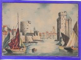 Carte Postale Illustrateur Barre & Dayer La Rochelle 2.020L - Illustrateurs & Photographes