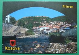 City Of PRIZREN, Roman Castle, River Bistrica, Kosovo (Serbia). New Postcards - Kosovo