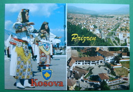 City Of PRIZREN, Multiview, Folklor, Kosovo (Serbia). New Postcards - Kosovo