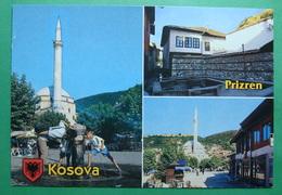 City Of PRIZREN, Multiview, Fountain, Mosque, Kosovo (Serbia). New Postcards - Kosovo