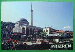 City Of PRIZREN, Mosque, Kosovo (Serbia). New Postcards - Kosovo