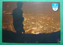 City Of PRIZREN, German Soldier At Night, (Serbia). New Postcards GERMAN ARMY. - Kosovo
