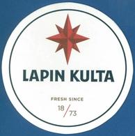 Russia - Bierdeckel - Lapin Kulta - Sous-bocks
