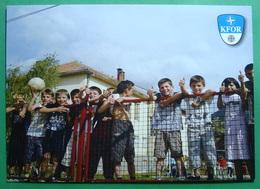 City Of PRIZREN, Children, Kosovo (Serbia). New Postcards GERMAN ARMY. - Kosovo