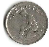 1 Pièce De Monnaie  50 Centimes  1923   Belgique NLD - 1909-1934: Albert I