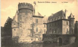 BRAINE-LE-CHÄTEAU  Le Château. - Braine-le-Château