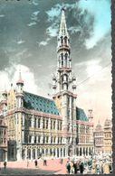 CP - Belgique - Bruxelles - Brussel - Hôtel De Ville - Monuments, édifices