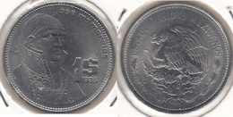 Messico 1 Peso 1985 Km#496 - Used - Messico