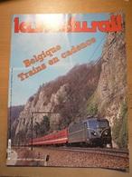Vie Du Rail 1957 1984 Yves Gomezée Anseremme  Ile Oléron Gare Boyardville Saint Trojan  Rer Saint Michel  Villenauxe - Trains