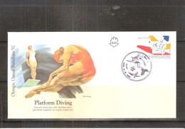Platform Diving - FDC Olympic Games Barcelona 92 - High Diving