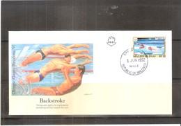 Backstroke - FDC Olympic Games Barcelona 92 - Natation