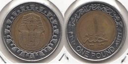 Egitto 1 Pound 2010 KM#940a - Used - Egypte