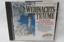 "2 CDs ""Weihnachtsträume"" Ein Bunter Reigen Zum Fest - Chants De Noel"
