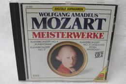 "CD ""Wolfgang Amadeus Mozart"" Meisterwerke CD 2 - Classical"