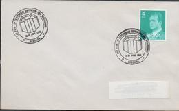 30114. Carta BERGARA (Guipuzcoa) 1983. MINERAL. Exposicion Obtencion Wolframio - 1931-Hoy: 2ª República - ... Juan Carlos I
