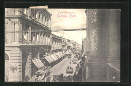 AK Santiago, Calle Ahumada - Chile