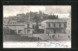 AK Santiago, Cerro Santa Lucia, Desde Plazuela Del Teatro - Chile