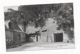 CPA 37 La Roche Cotard Commune De Langeais La Cour Coté Des Grottes Port Simple Gratuit - Langeais