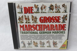 """CD """"Die Große Marschparade"""" Traditional German Marches - Music & Instruments"""